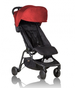 Wózek spacerowy Mountain Buggy NANO everbaby 2019