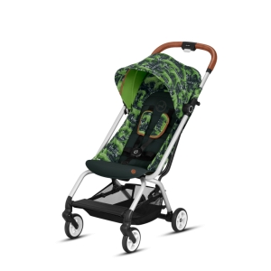 Wózek spacerowy Eezy S fashion edition Cybex Gold 2019