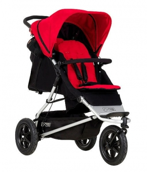 Wózek spacerowy Mountain Buggy +ONE everbaby 2019