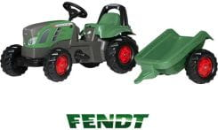 Traktor ROLLY KID FENDT 013166 Rolly Toys 2019