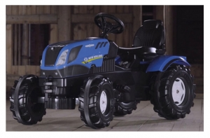 Traktor ROLLYFARMTAC NEW HOLLAND 601295 Rolly Toys 2019