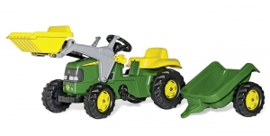 Traktor ROLLY KID JOHN DEERE 023110 Rolly Toys 2019