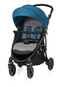 Wózek spacerowy Smart BABY DESIGN 2019