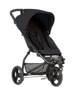 Wózek spacerowy Mountain Buggy MINI everbaby 2019