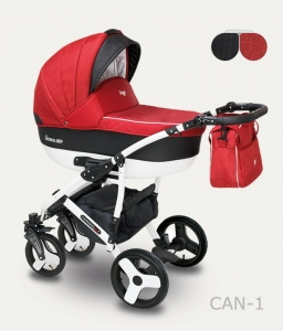 Camarelo Carera NEW 2w1  2017/18