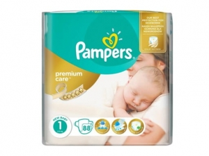 Pampers premium care 1  2018